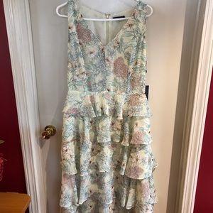 Tommy Hilfiger ruffled dress